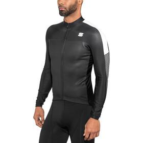 Sportful Bodyfit Pro Thermal Langærmet cykeltrøje Herrer, black/white
